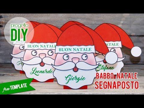 Vany Design, progetti con tutorials per eventi creativi: [NATALE FAI DA TE] Tutorial Babbo Natale segnaposto - progetto #39