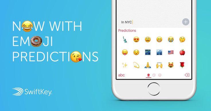 SwiftKey para iOS añade nuevos emoji características y temas, 3D Touch mejoras, más