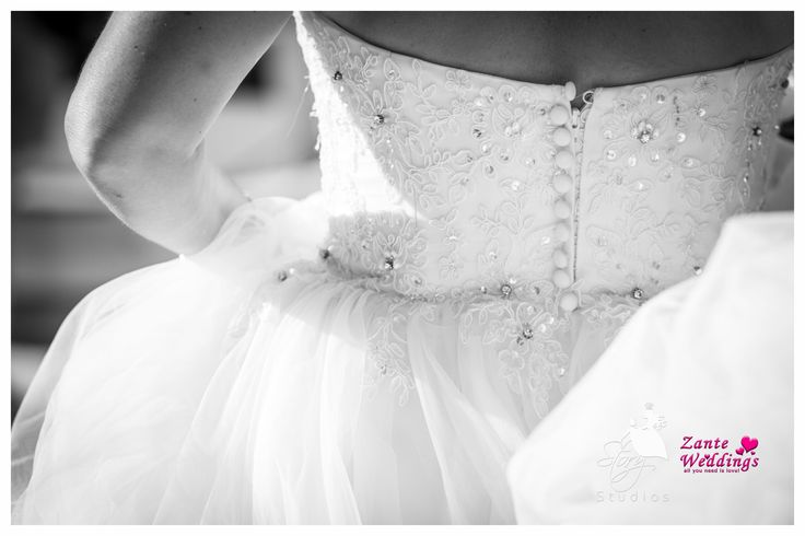 Princess inspired wedding dress!