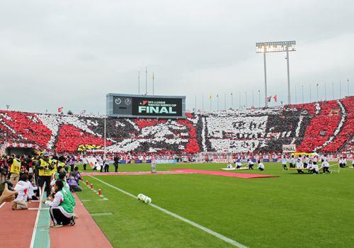 Choreography (2013.11.2 Yamazaki Nabisco cup Final)