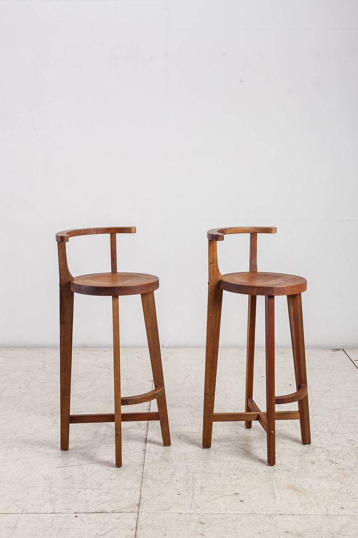 Best 25 Wooden Bar Stools Ideas On Pinterest Pallet