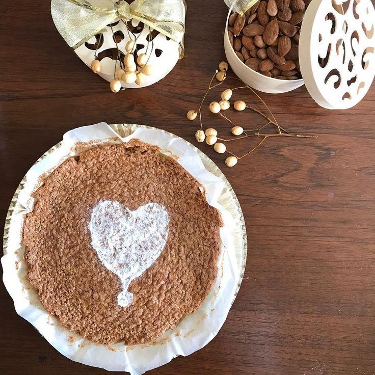 Presentes de Natal l bolos de amêndoa #christhmaspresentes#formyfriends &family#almondcake #food #dazulterra
