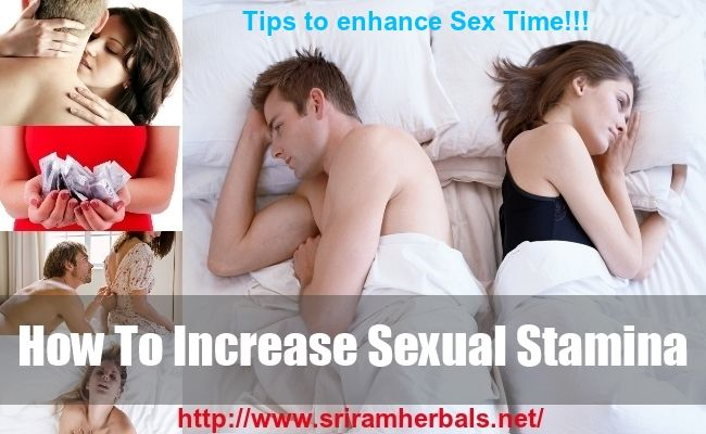 How to Increase Intercourse Time? http://bit.ly/2kDLRvC