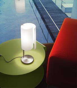 DIANE T3 Leucos Table Lamp  Item# DianeT3  Regular price: $985.00  Sale price: $788.00