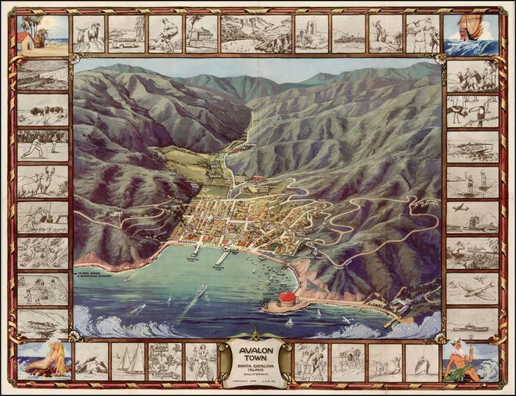 459 Best Images About Catalina Island On Pinterest