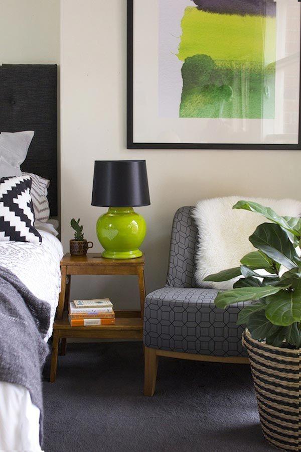 8 Ideas Diferentes Para Utilizar El Taburete De IKEA BEKVAM