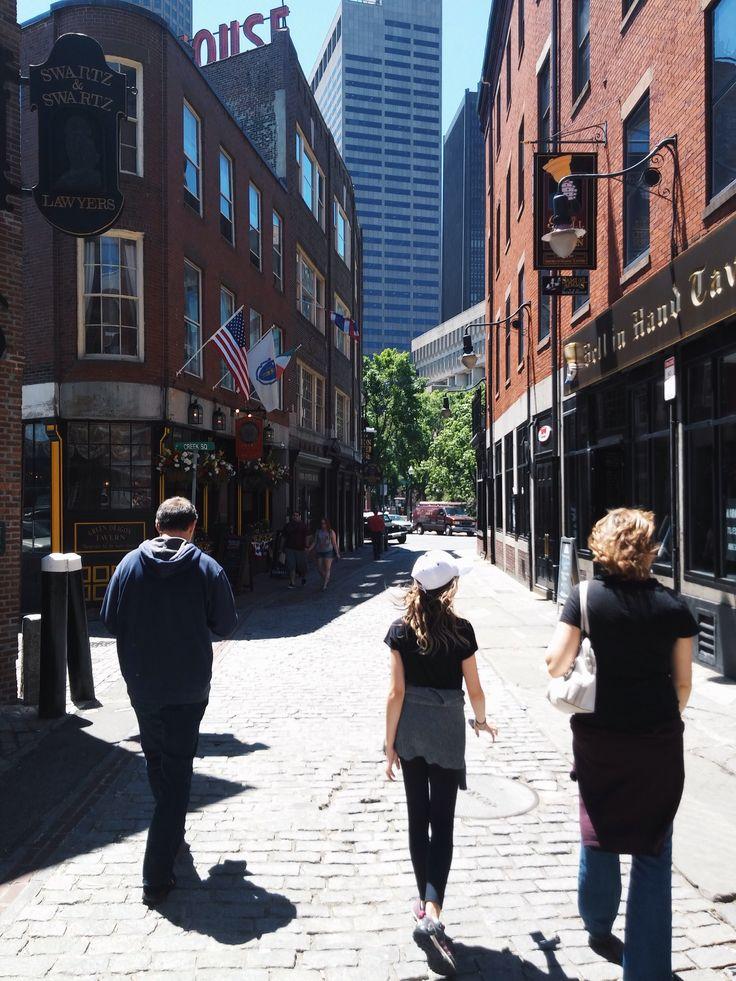Summer Photo Diary: Boston MA | A Little Bit Of G