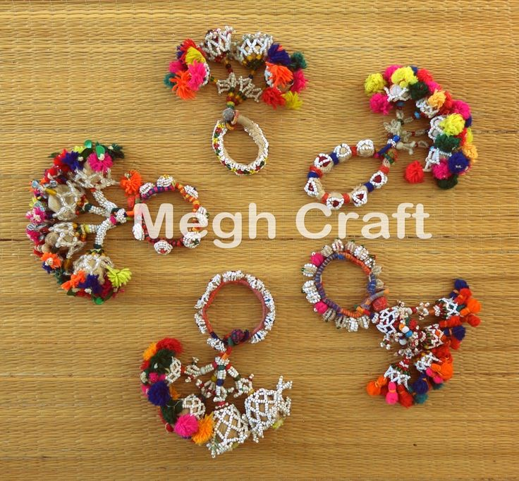 Designer POM POM BRACELETS Retail : https://www.craftnfashion.com Whatsapp : 9375519381 E-mail : craftnjewelery@gmail.com