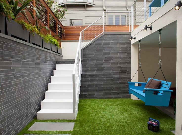 Basalt Grey - Residential - San Francisco - Courtyard 1.jpg