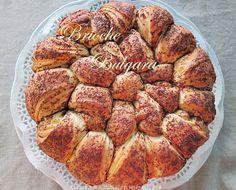 BRIOCHE BULGARA Ricetta lievitato dolce