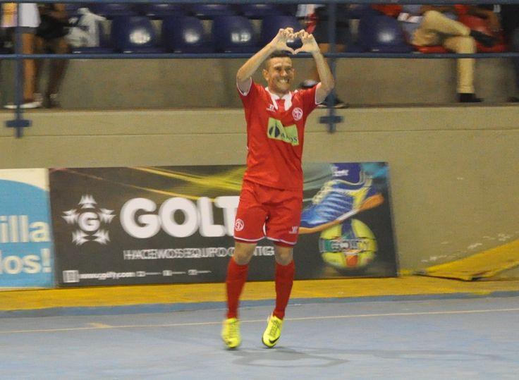 #BarranquillaFutsal festejó su primer triunfo en la Liga. Venció 7-3 a #CúcutaNiza por la octava fecha. #FútbolRevolucionado