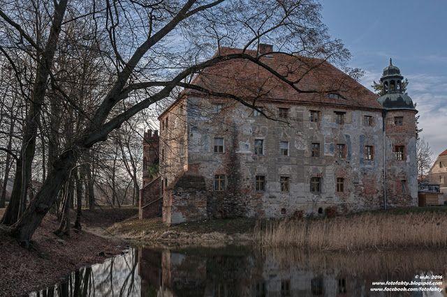 FotoFakty | Wioletta Kozłowska: Zamek w Broniszowie