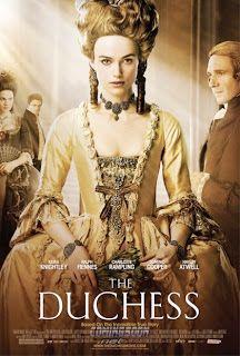 Femenices: Sofá e pipoca: A duquesa