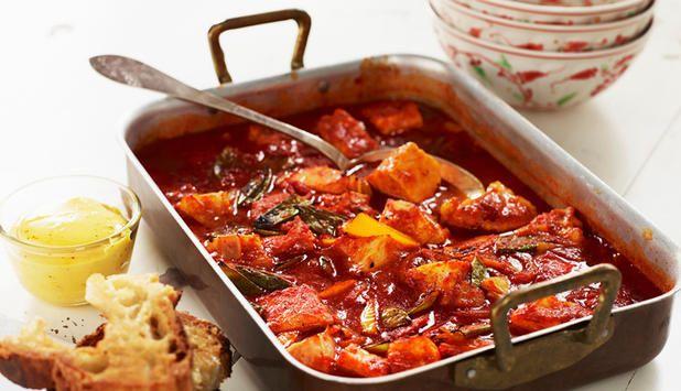 Fiskesuppe med røtter i Provence. #fisk #oppskrift