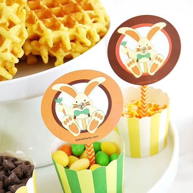 Don't forget to check out our Easter mag to get inspired for your Easter celebrations! 🐣🐰🎈 It's free to read online at blog.BirdsParty.com . Like this cute waffles bar for your brunch! ☕🍯🍫🍰 And tons more recipes, party table ideas, crafts and eye candy!! . #twitter #partymagazine #partyguide  #partyideas #party #magazine #birdsparty #festa #festas #fiesta #partyplanner #abmlifeiscolorful #bhgcelebrate  #sweet #festalinda #encontrandoideias#bhgfood #easterbrunch #festainfantil…