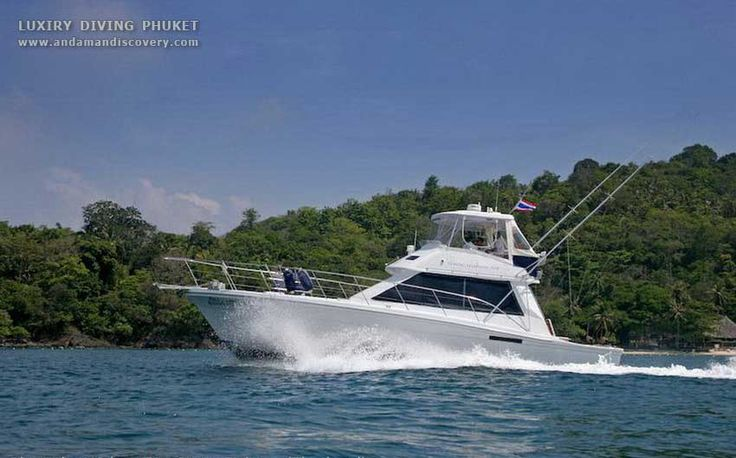 Рыбалка - VIP дайвинг на Пхукете, Luxiry diving Phuket, круиз, аренда яхты, лодки для рыбалки