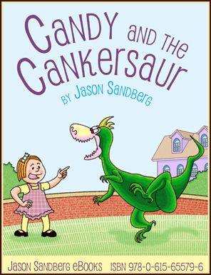 Children's Book Review: Candy and the Cankersaur by Jason Sandberg