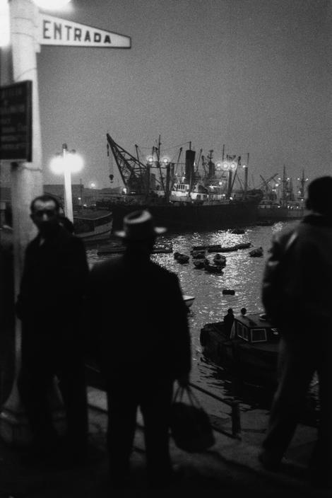 Valparaiso, 1963 - Sergio Larrain