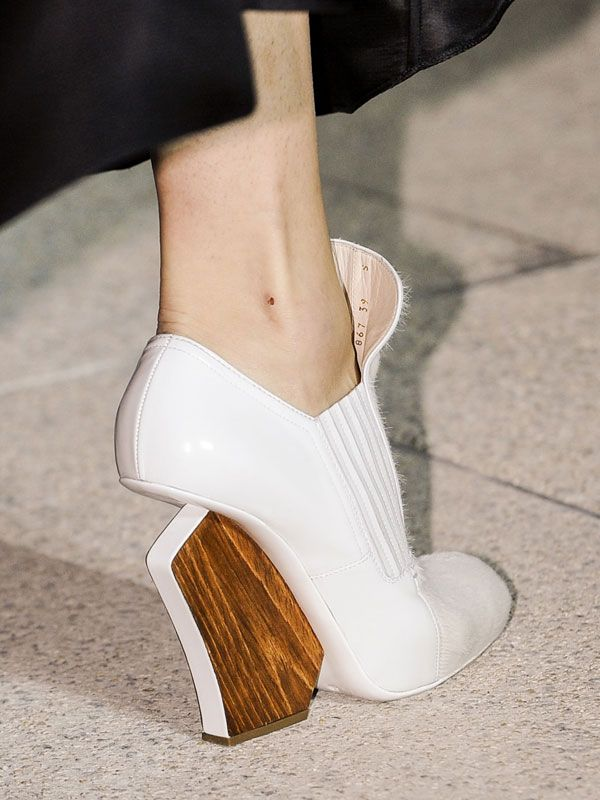 50 of the Best Shoes from the Spring 2013 Runways: John Galliano.