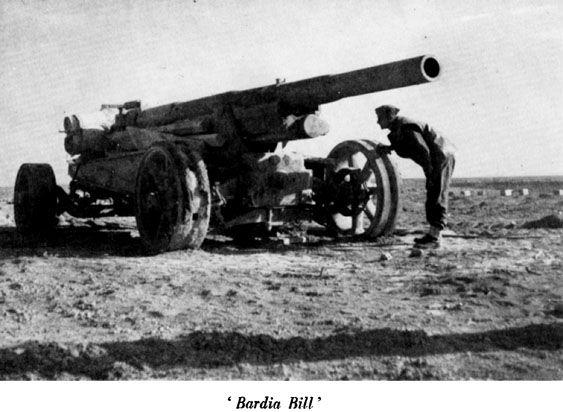 """Cannone italiano da 149 chiamato dagli inglesi in Africa """"Bardia Bill"""", pin by Paolo Marzioli"""