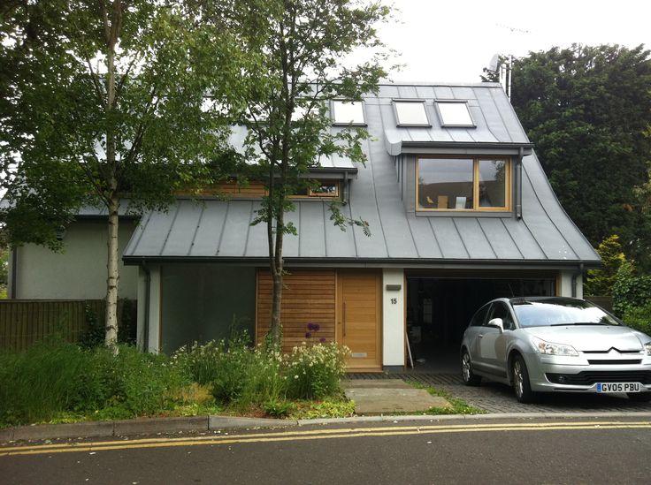 Best 25 Zinc Roof Ideas On Pinterest Modern Barn Modern Barn House And Zinc Cladding