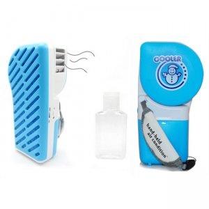 Mini ventilador pequeño o USB ventilador para ordenador o handheld aire acondicionado