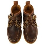 05304PM Maine Guide OX DB w/ Strap D Brown