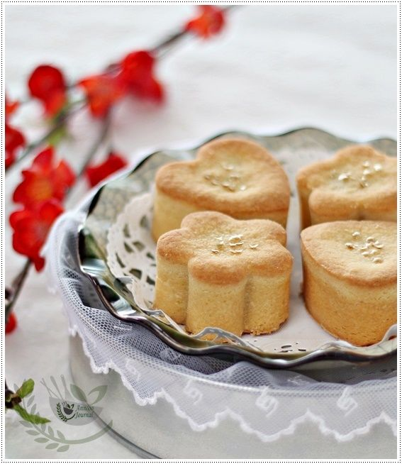 Taiwanese Pineapple Shortcakes 台式凤梨酥 ~ CNY 2014   Anncoo Journal - Come for Quick and Easy Recipes