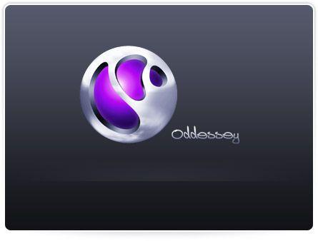 3D Logo Design - Oddessey