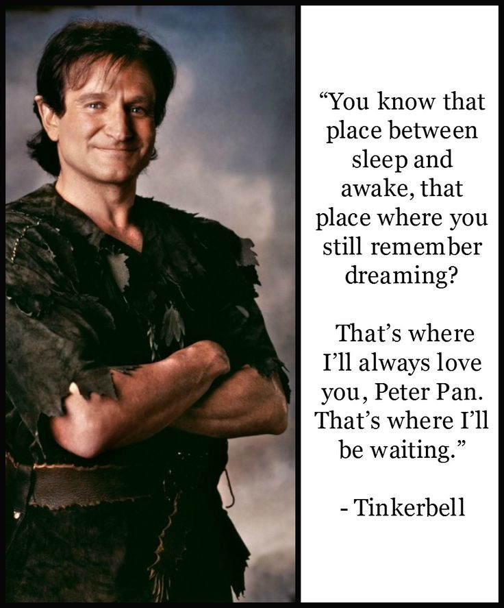This film was the first (un-animated) film I'd seen with this wonderful man in it and it wasn't the last, I loved Hook!