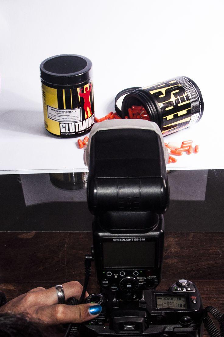 #suplementos #gym #fit #fitness #nikon #flash #sb910 #camera #studio