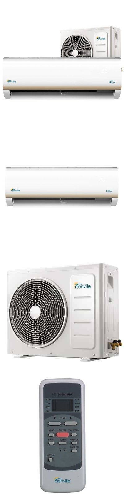 Air Conditioners 69202: 18000 Btu Ductless Air Conditioner With Mini Split Heat Pump 220V Dc Inverter -> BUY IT NOW ONLY: $845.95 on eBay!