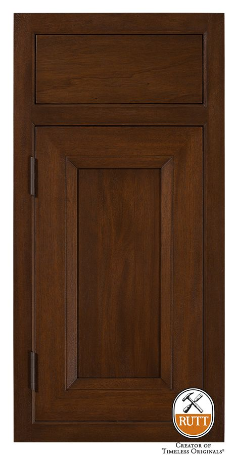 Rutt HandCrafted Cabinetry » Transitional Doors