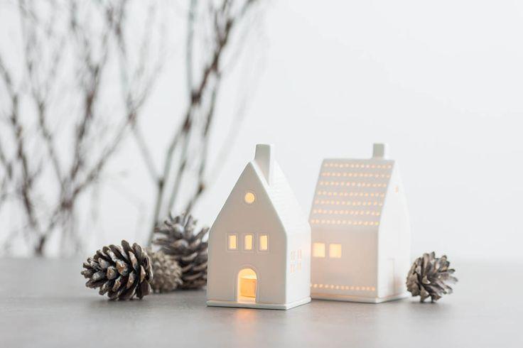 Mit den wundervollen Lichthäusern X-Mas von Räder Design bringen Sie Licht in die Dunkelheit der trüben Wintertage. Räder Design Lichthaus X-mas Frohes Fest