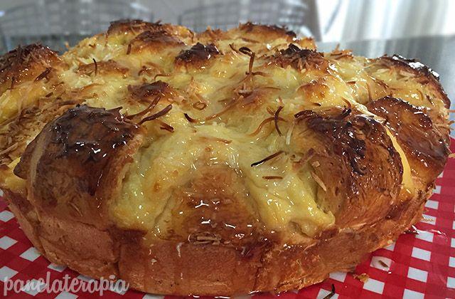 PANELATERAPIA - Blog de Culinária, Gastronomia e Receitas: Pão Doce de Padaria