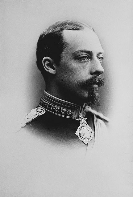 HRH THE PRINCE LEOPOLD OF THE UNITED KINGDOM DUKE OF ALBANY AND TEVIOTDALE