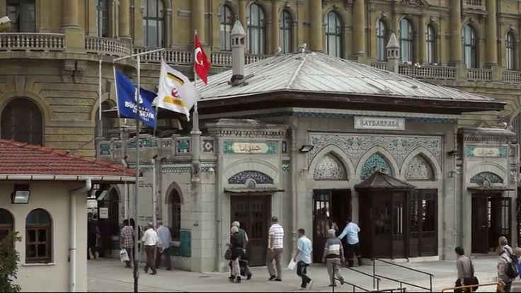 Haydarpaşa tren istasyonu