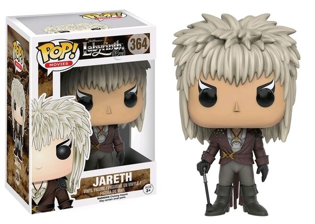 Labyrinth - Jareth Pop! Vinyl Figure