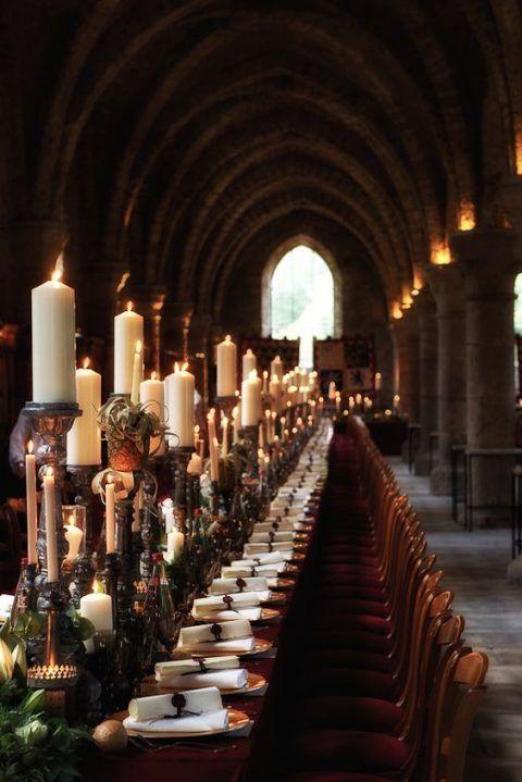 30 Magical Harry Potter Wedding Ideas