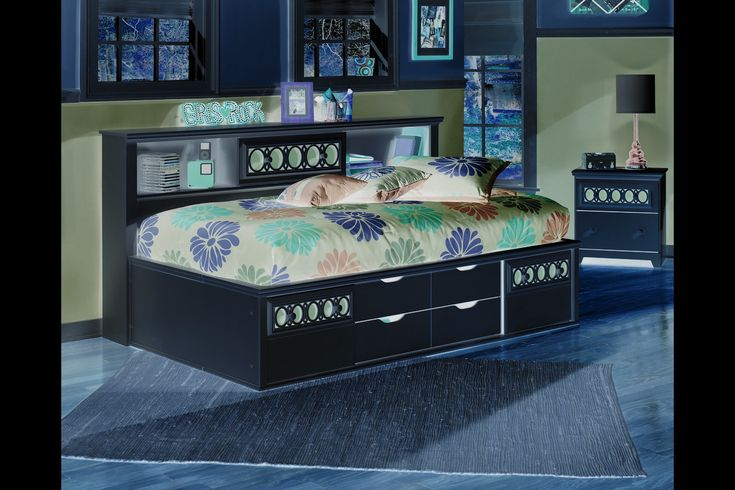 Best 25+ Bookcase bed ideas on Pinterest | Foot of bed ...