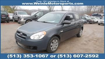 2008 Hyundai Accent for sale in Cleves, OH