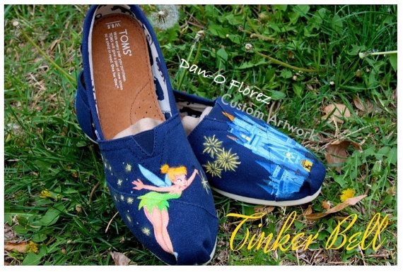 Hey, I found this really awesome Etsy listing at http://www.etsy.com/listing/127934291/tinker-bell-and-disney-world-magic