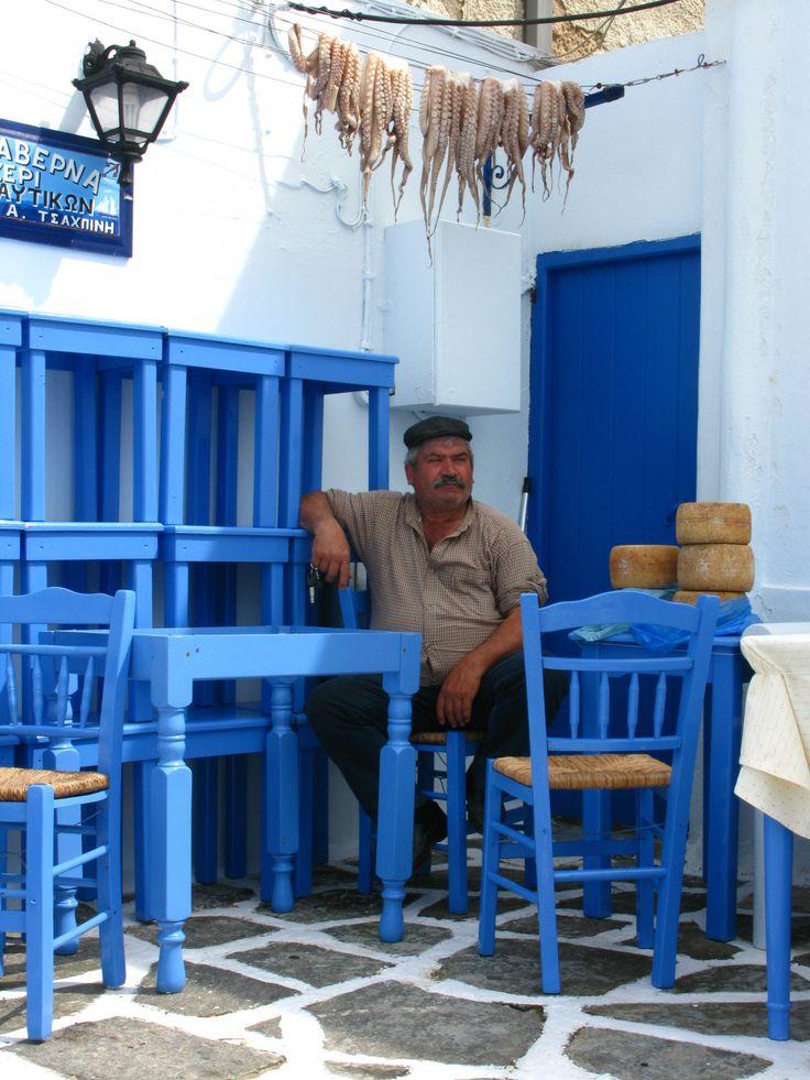365greece: Naoussa, Paros island