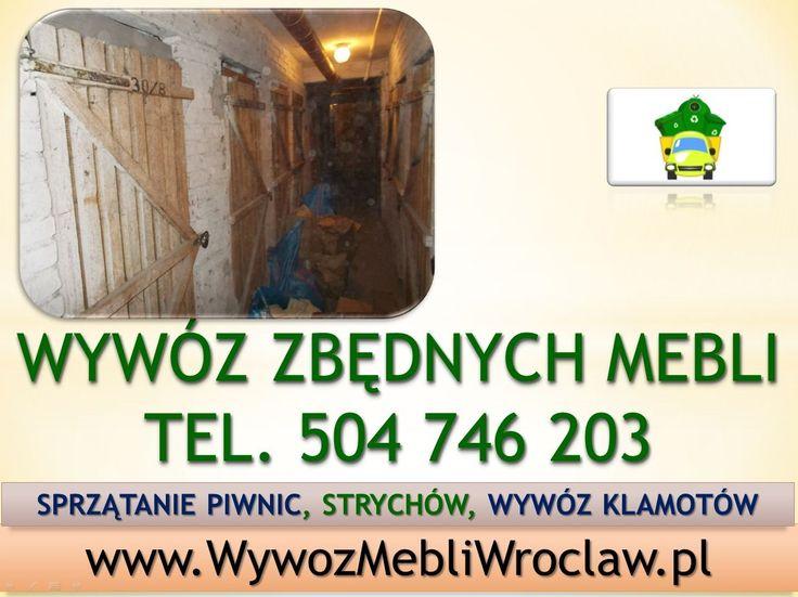 Sprzątanie strychów, tel 504-746-203, Wrocław czyszczenie strychu oraz piwnicy,  sprzątanie i wywóz zbędnych rzeczy ze z poddasza, strychu. Porządkowanie strychów i innych pomieszczeń. Usługa obejmuje wywóz starych rzeczy, mebli, gratów.  Wrocław tel 504-746-203,  http://wywozmebliwroclaw.pl/