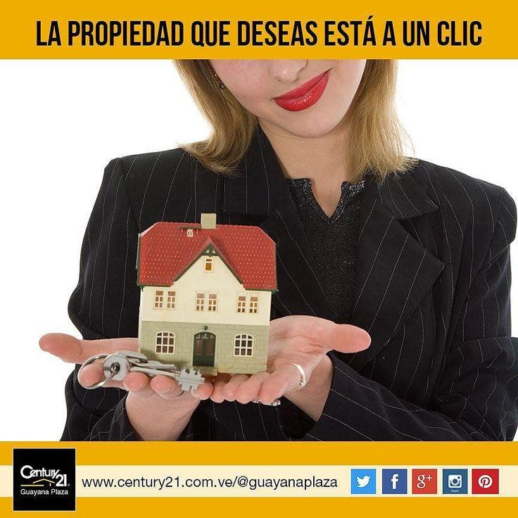 La negociación de tu propiedad no tiene porqué afectar tu presupuesto. Nuestros asesores te lo demostrarán #C21  #BienesRaíces #inmobiliaria #compra #venta #alquiler #oficina #local #casa #apartamento #terreno #Guayana #pzo #pzocity #C21 #Venezuela
