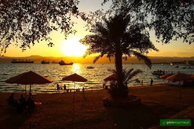 Akaba, Aqaba, Jordania © http://gdziewyjechac.pl/tag/jordania