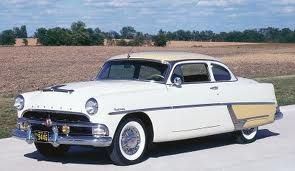 54 Hudson - a very ford/mercury look.