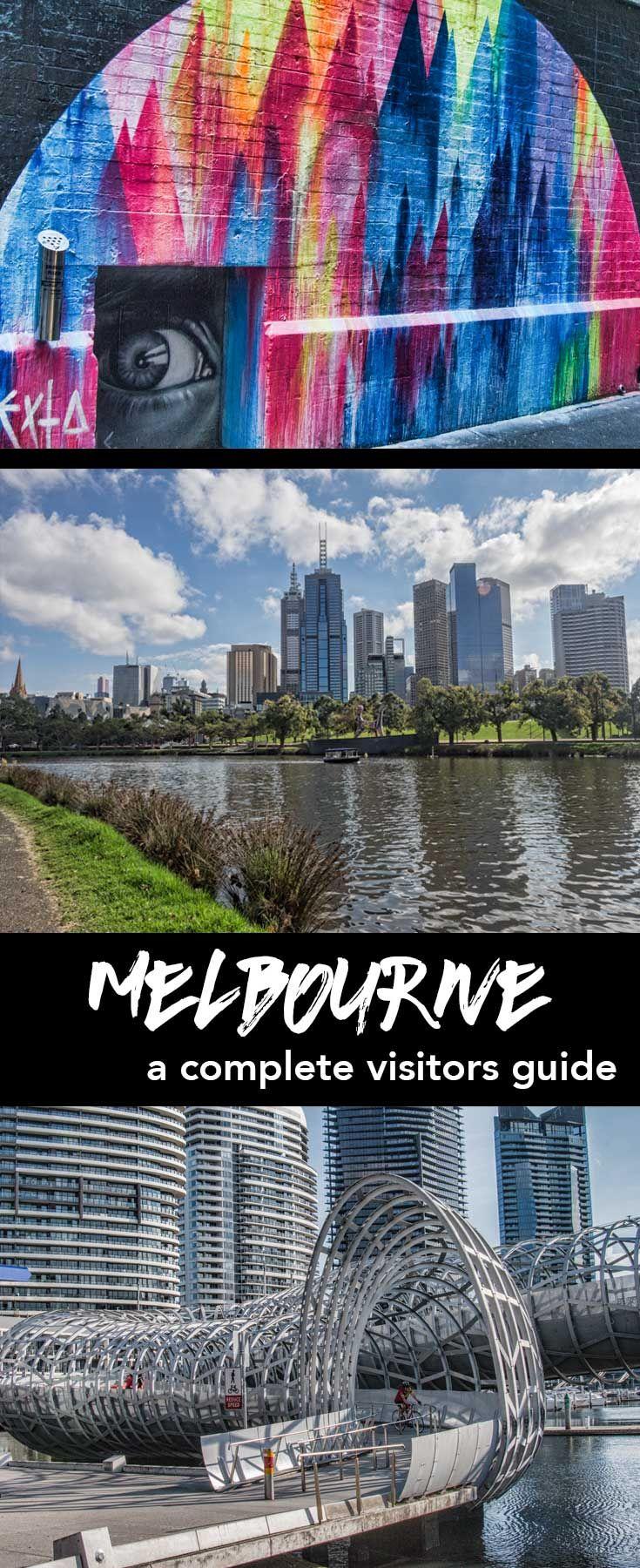 A complete Melbourne Travel Guide   Australia