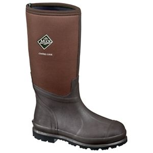 The Original Muck Boot Company Chore Cool High 15'' Rubber Work Boots for Men - 11 M