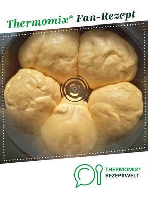 Dampfnudel mit Vanillesoße von babatschi. Ein Thermomix ® Rezept aus der Kategorie sonstige Hauptgerichte auf www.rezeptwelt.de, der Thermomix ® Community.
